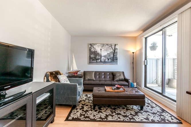 Condo Apartment at 110 1948 COQUITLAM AVENUE, Unit 110, Port Coquitlam, British Columbia. Image 5