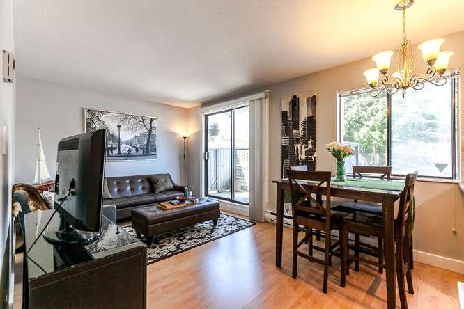 Condo Apartment at 110 1948 COQUITLAM AVENUE, Unit 110, Port Coquitlam, British Columbia. Image 6