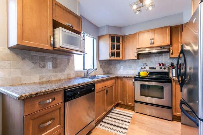 Condo Apartment at 110 1948 COQUITLAM AVENUE, Unit 110, Port Coquitlam, British Columbia. Image 8