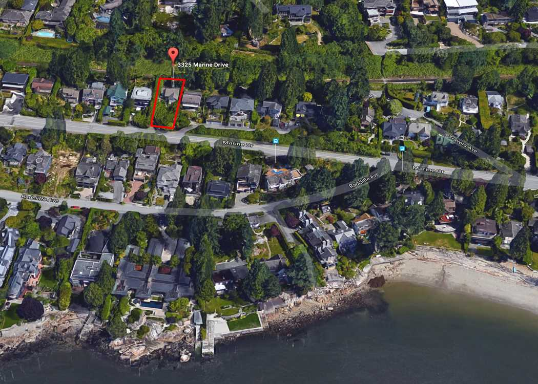 Detached at 3325 MARINE DRIVE, West Vancouver, British Columbia. Image 17