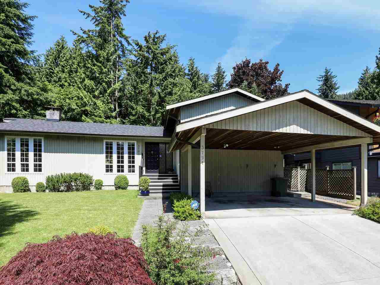 Detached at 3791 REGENT AVENUE, North Vancouver, British Columbia. Image 1