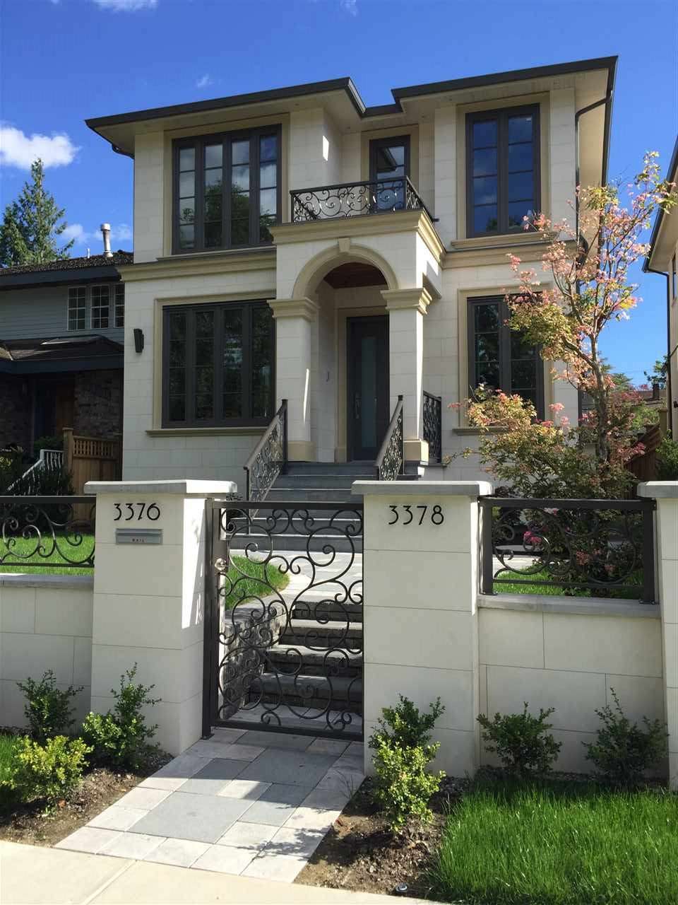 Detached at 3376 W KING EDWARD AVENUE, Vancouver West, British Columbia. Image 1