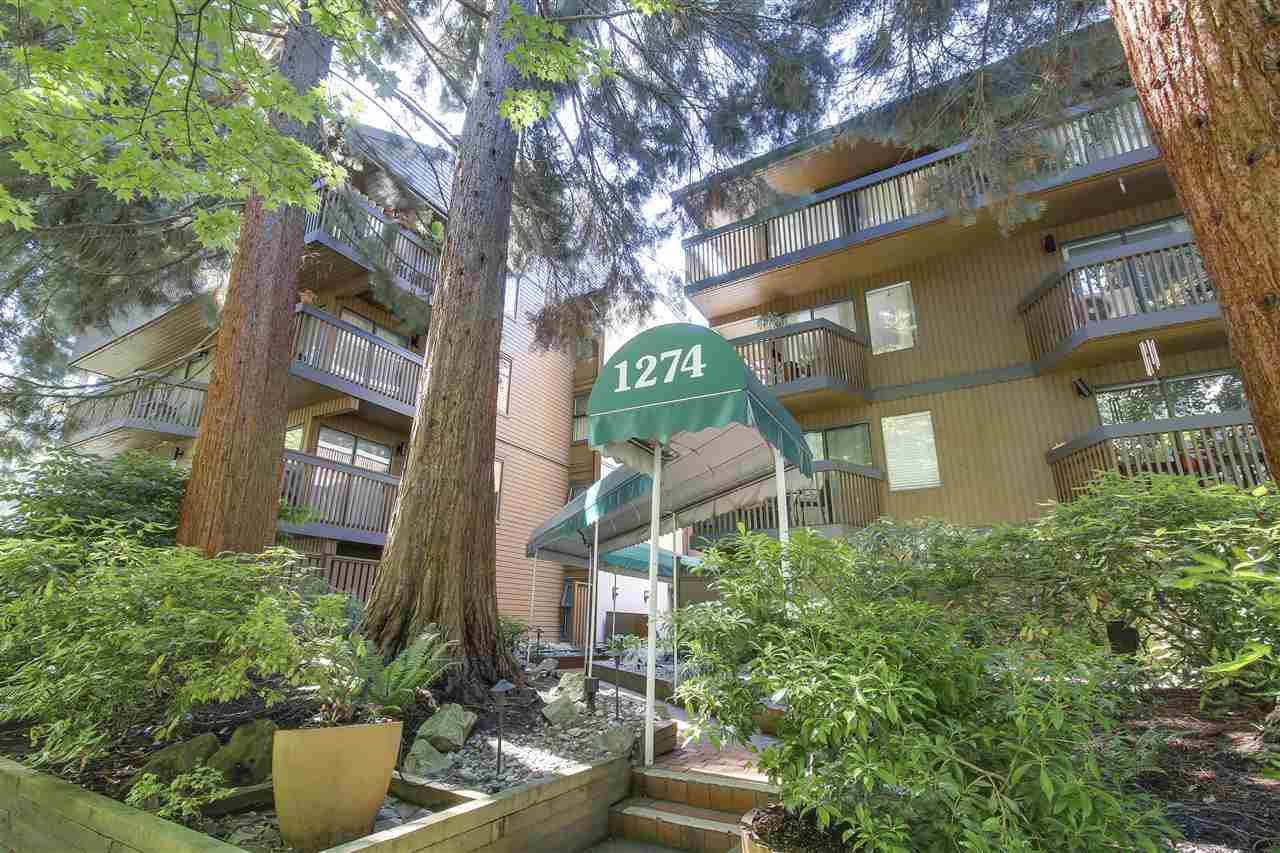 Condo Apartment at 103 1274 BARCLAY STREET, Unit 103, Vancouver West, British Columbia. Image 1