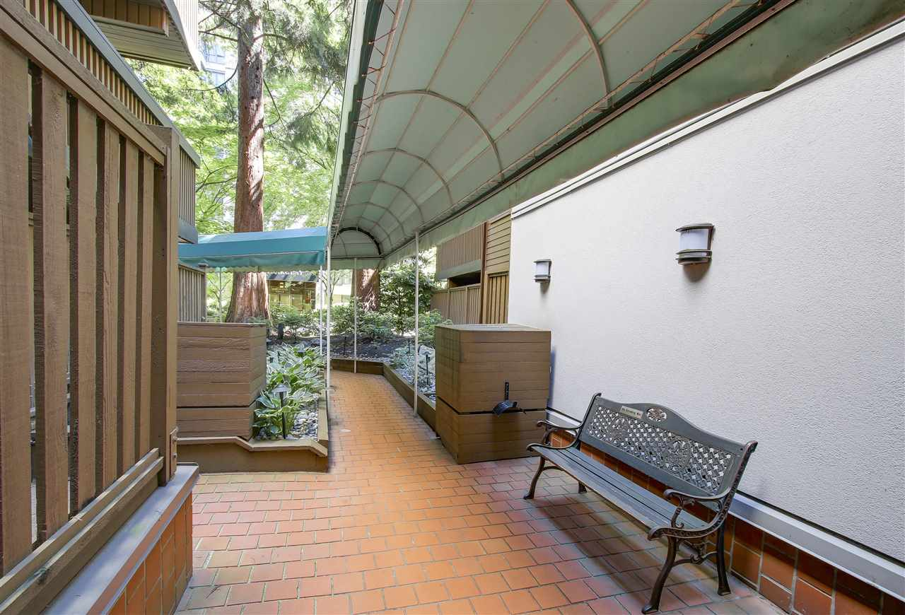 Condo Apartment at 103 1274 BARCLAY STREET, Unit 103, Vancouver West, British Columbia. Image 2