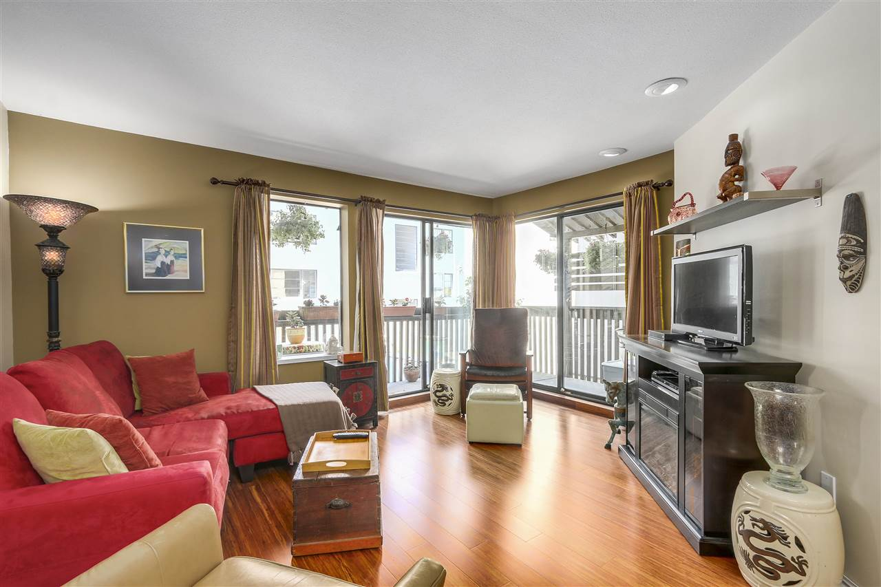 Condo Apartment at 103 1274 BARCLAY STREET, Unit 103, Vancouver West, British Columbia. Image 4