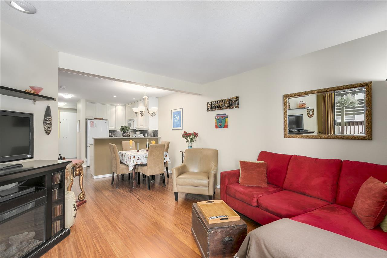 Condo Apartment at 103 1274 BARCLAY STREET, Unit 103, Vancouver West, British Columbia. Image 5