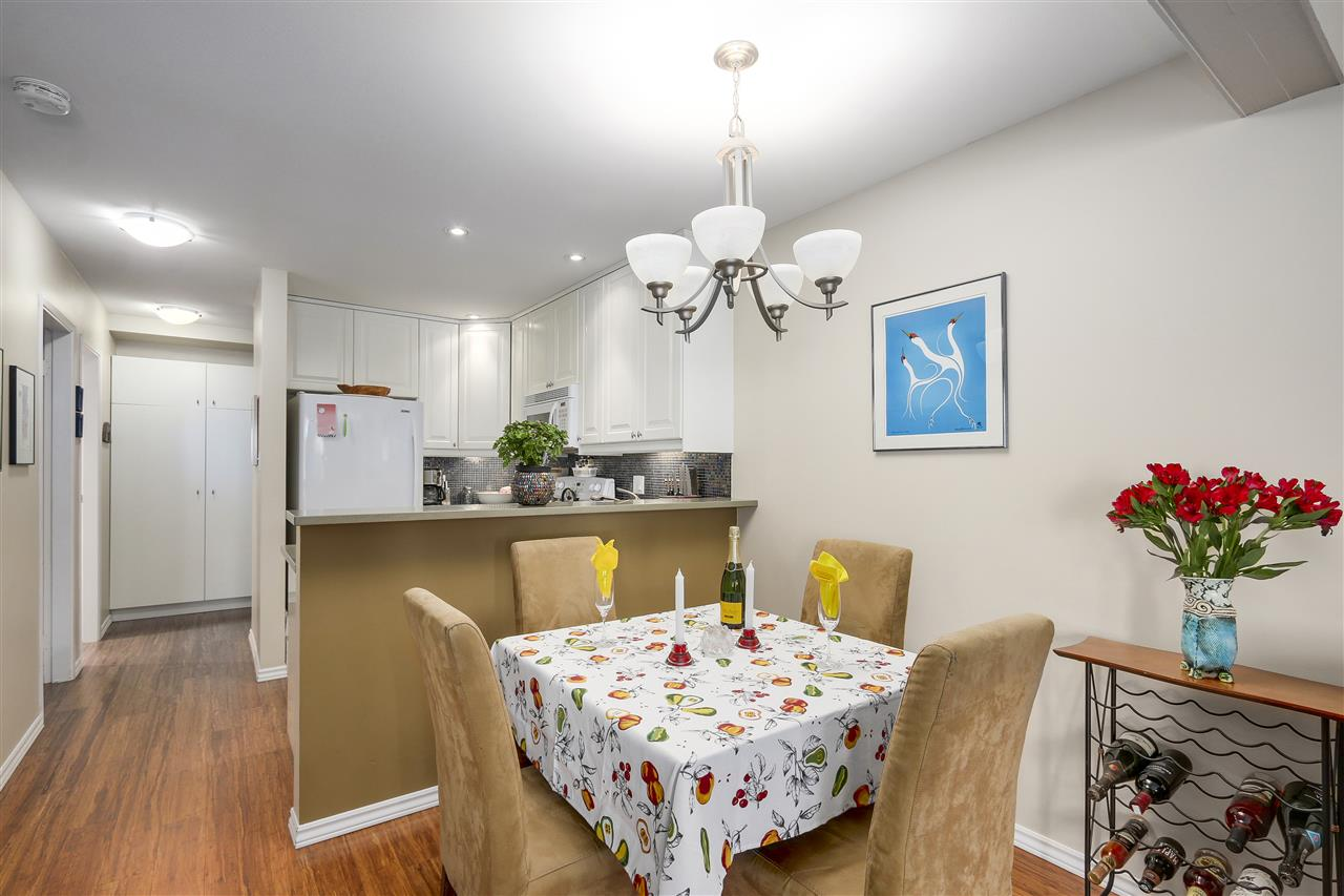 Condo Apartment at 103 1274 BARCLAY STREET, Unit 103, Vancouver West, British Columbia. Image 6