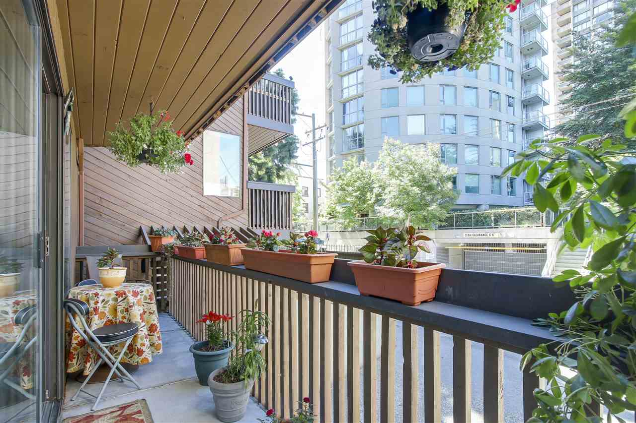 Condo Apartment at 103 1274 BARCLAY STREET, Unit 103, Vancouver West, British Columbia. Image 15