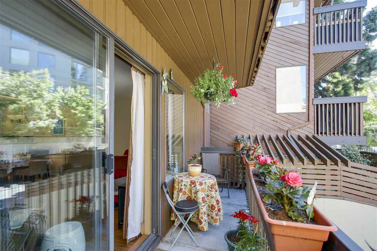 Condo Apartment at 103 1274 BARCLAY STREET, Unit 103, Vancouver West, British Columbia. Image 16