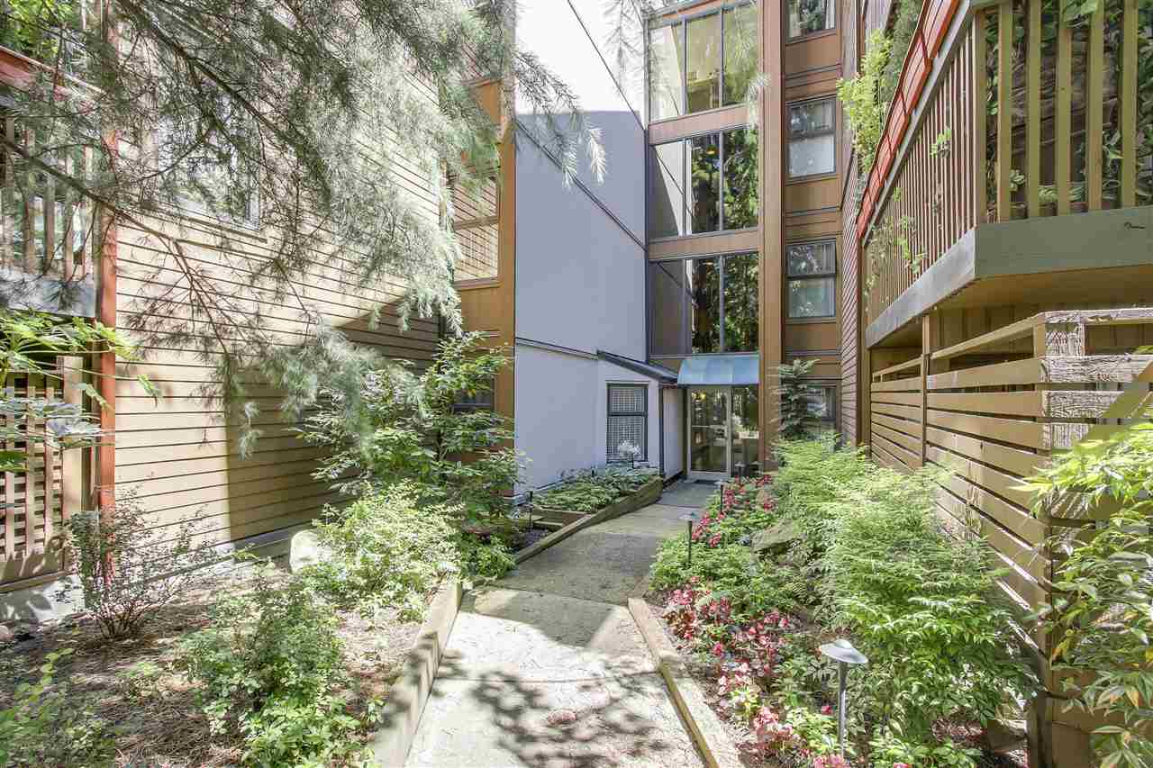 Condo Apartment at 103 1274 BARCLAY STREET, Unit 103, Vancouver West, British Columbia. Image 18