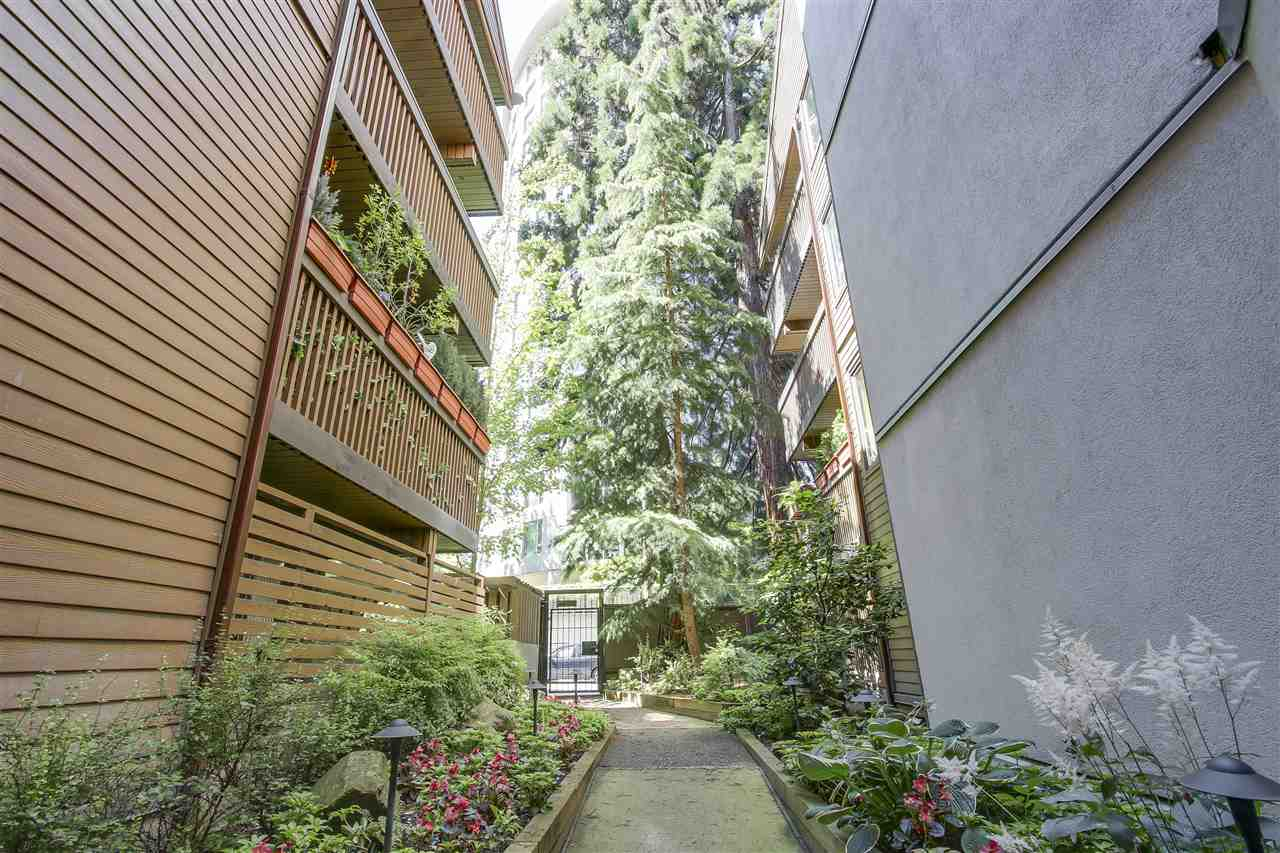 Condo Apartment at 103 1274 BARCLAY STREET, Unit 103, Vancouver West, British Columbia. Image 19