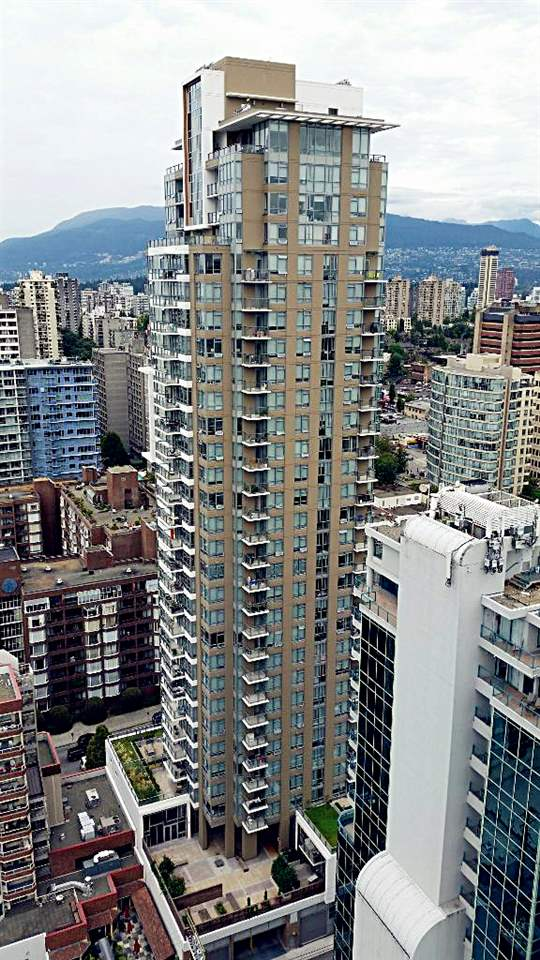 Condo Apartment at 1502 1308 HORNBY STREET, Unit 1502, Vancouver West, British Columbia. Image 1