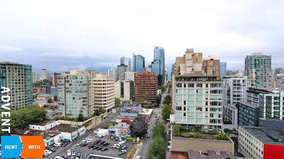 Condo Apartment at 1502 1308 HORNBY STREET, Unit 1502, Vancouver West, British Columbia. Image 9