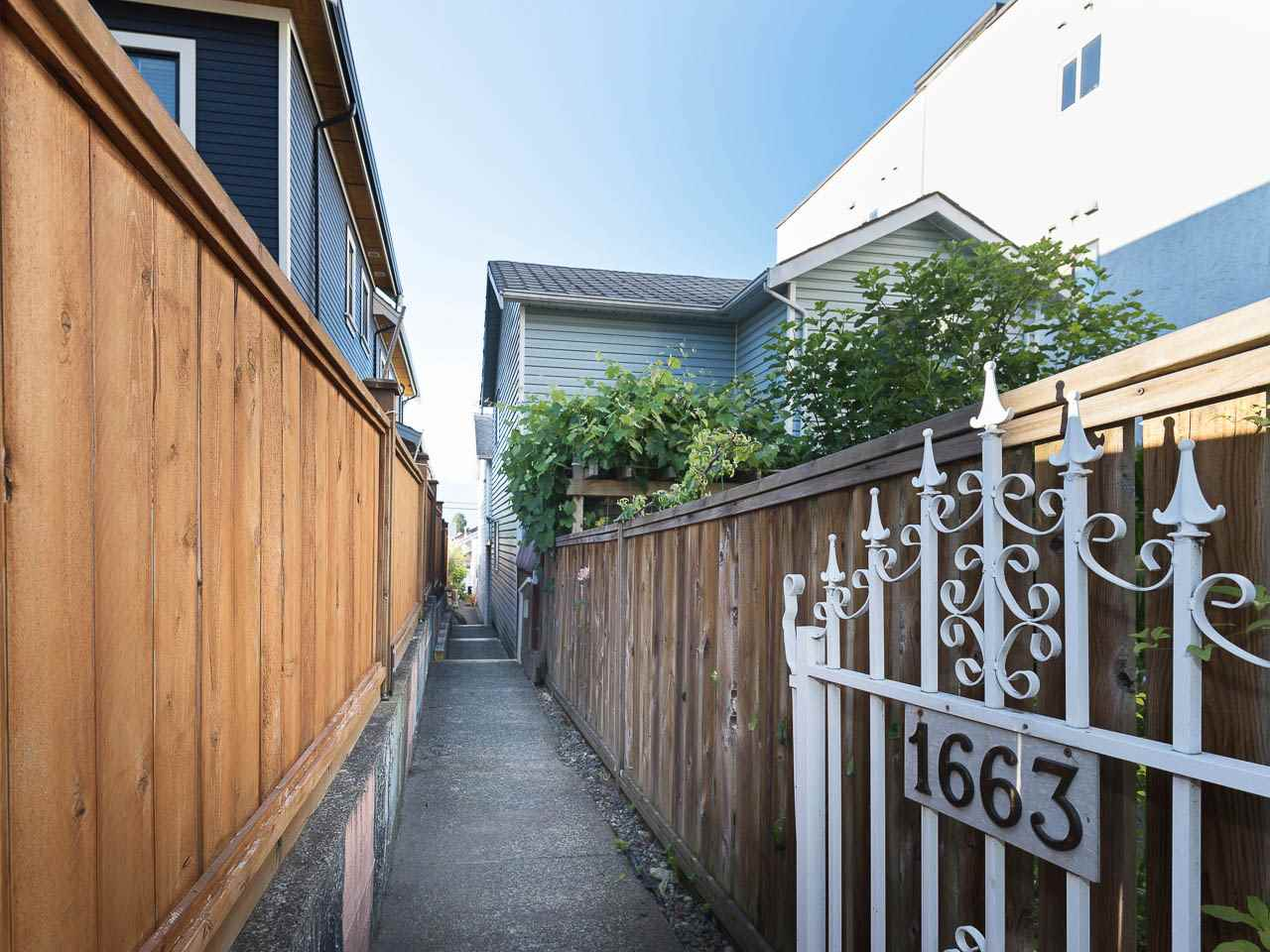 Half-duplex at 1663 E 14TH AVENUE, Vancouver East, British Columbia. Image 2
