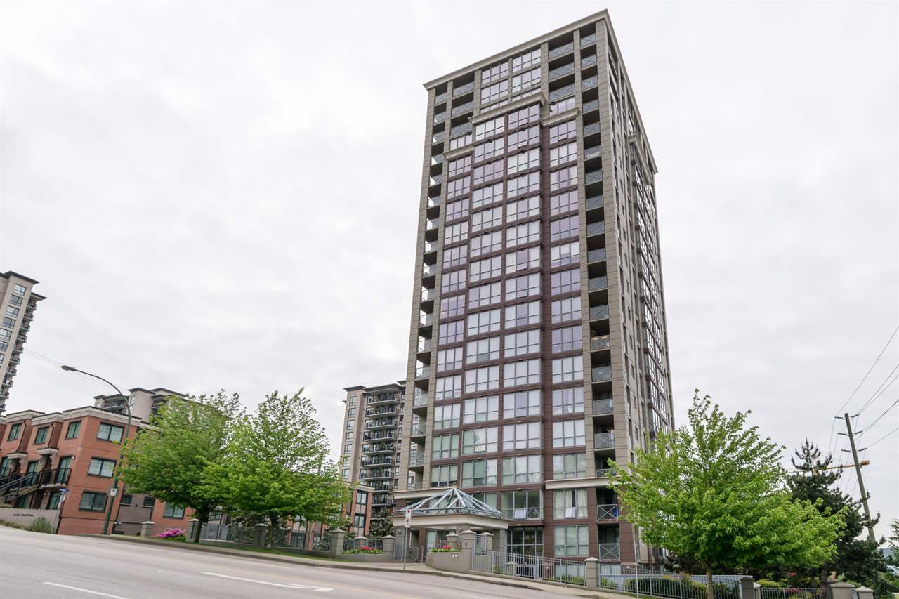 Condo Apartment at 1701 850 ROYAL AVENUE, Unit 1701, New Westminster, British Columbia. Image 2