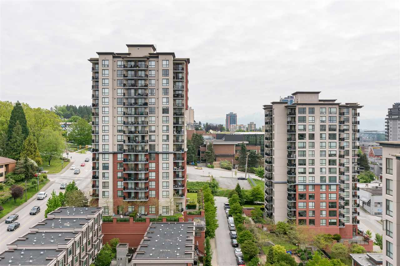 Condo Apartment at 1701 850 ROYAL AVENUE, Unit 1701, New Westminster, British Columbia. Image 11