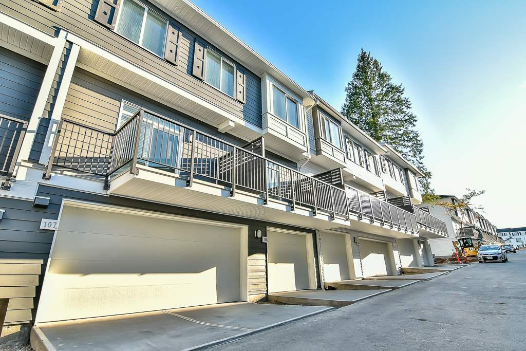 Townhouse at 107 8130 136A STREET, Unit 107, Surrey, British Columbia. Image 1