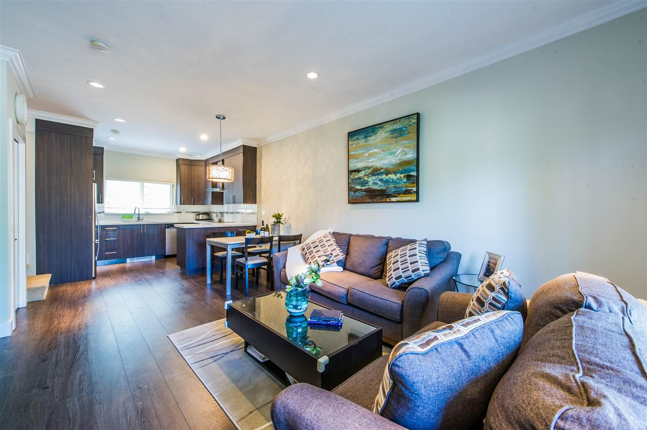 Townhouse at 10 9833 CAMBIE ROAD, Unit 10, Richmond, British Columbia. Image 1