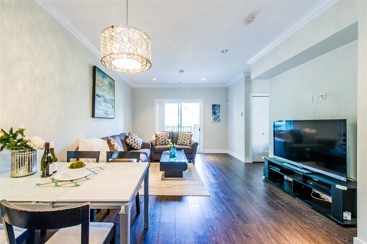 Townhouse at 10 9833 CAMBIE ROAD, Unit 10, Richmond, British Columbia. Image 2