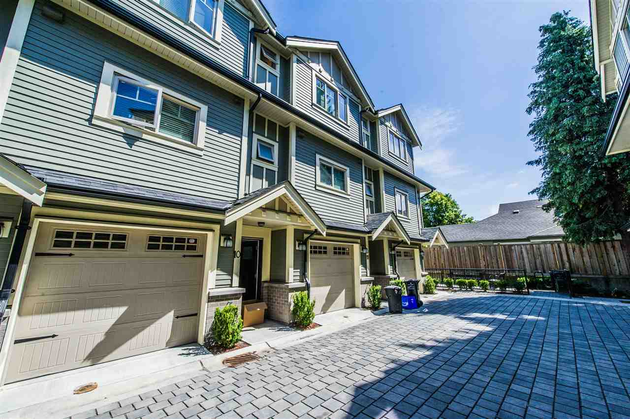 Townhouse at 10 9833 CAMBIE ROAD, Unit 10, Richmond, British Columbia. Image 17