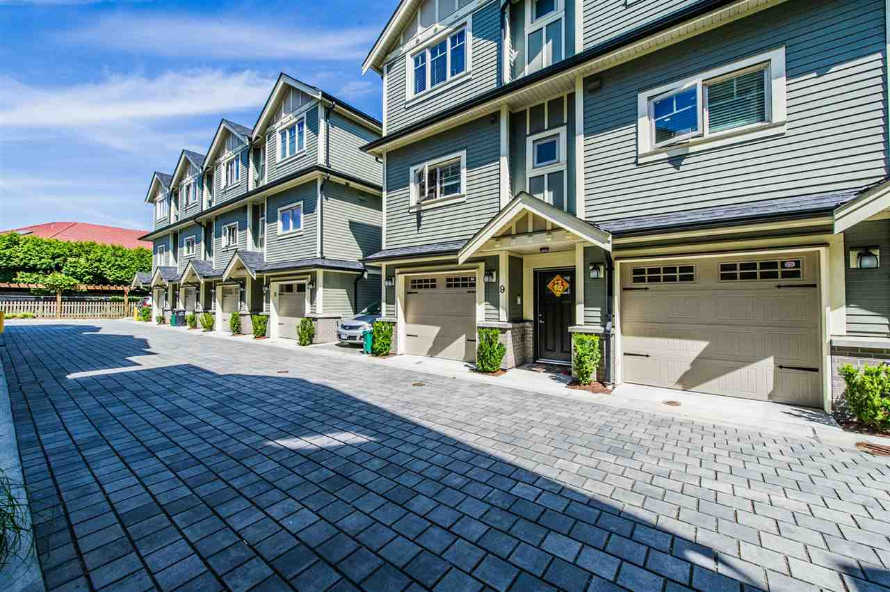 Townhouse at 10 9833 CAMBIE ROAD, Unit 10, Richmond, British Columbia. Image 18