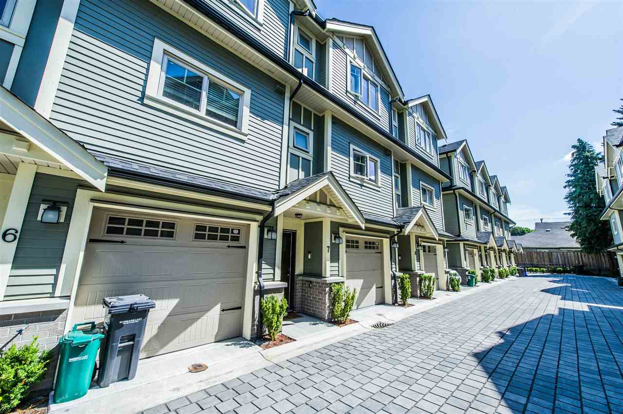 Townhouse at 10 9833 CAMBIE ROAD, Unit 10, Richmond, British Columbia. Image 20