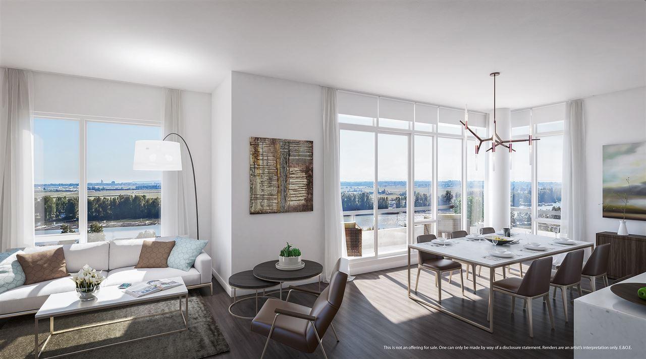 Condo Apartment at 1701 8533 RIVER DISTRICT CROSSING, Unit 1701, Vancouver East, British Columbia. Image 3