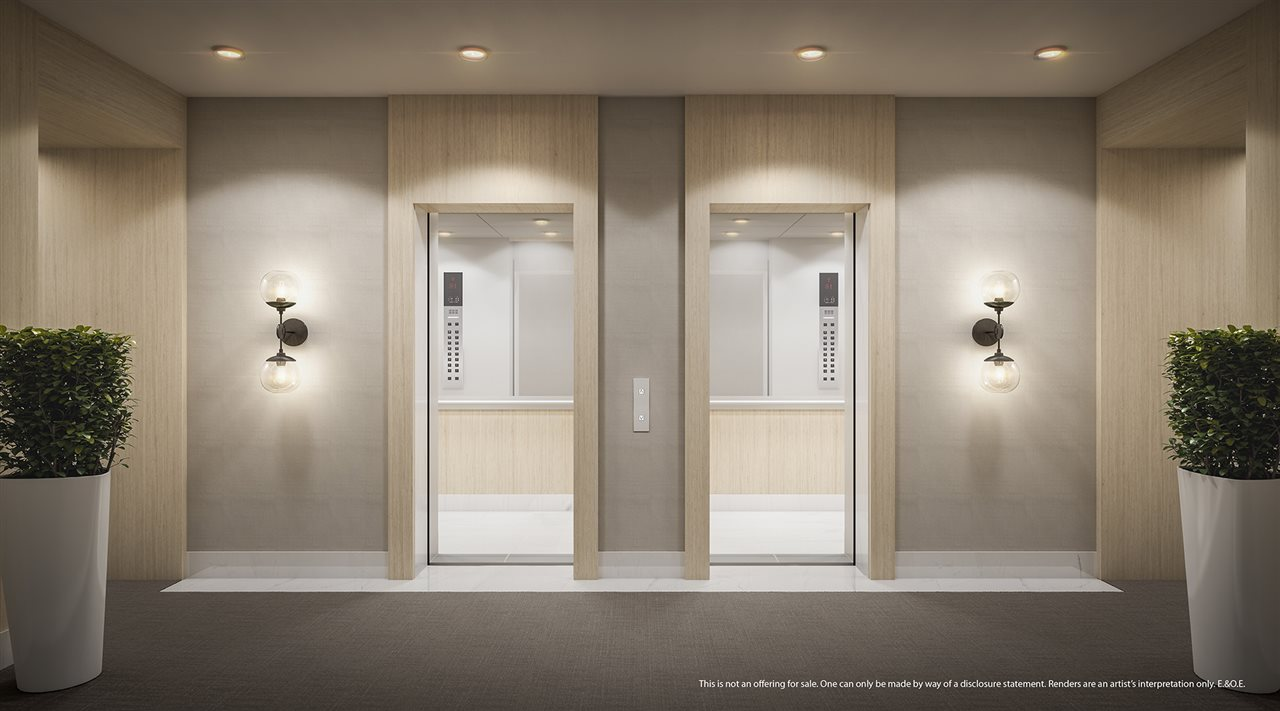 Condo Apartment at 1701 8533 RIVER DISTRICT CROSSING, Unit 1701, Vancouver East, British Columbia. Image 4
