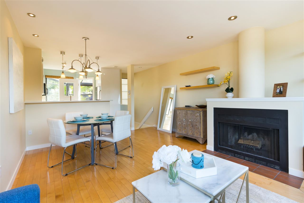 Townhouse at 114 811 W 7TH AVENUE, Unit 114, Vancouver West, British Columbia. Image 3