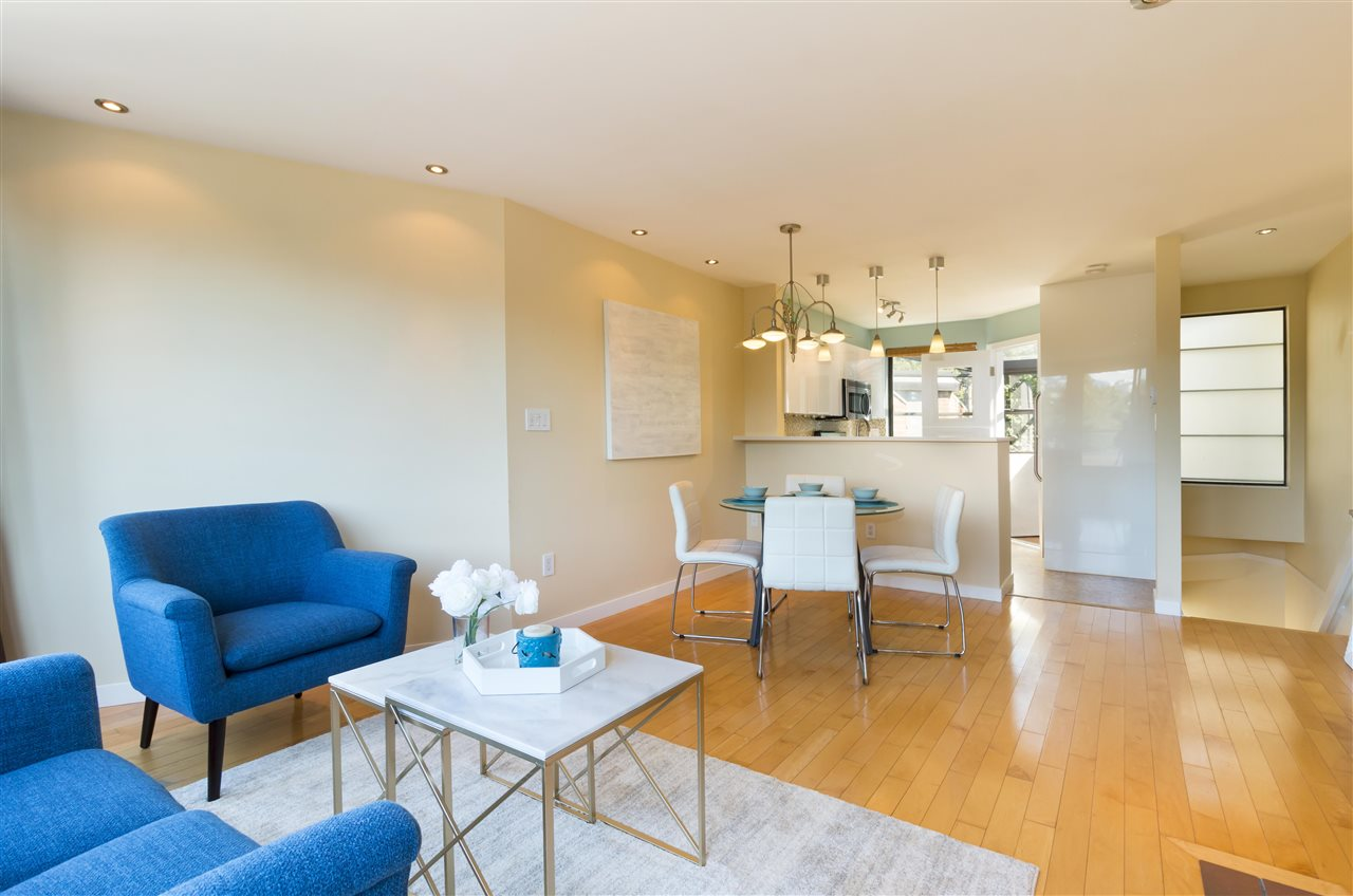 Townhouse at 114 811 W 7TH AVENUE, Unit 114, Vancouver West, British Columbia. Image 4