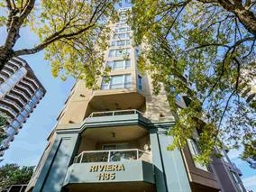 Condo Apartment at 807 1185 QUAYSIDE DRIVE, Unit 807, New Westminster, British Columbia. Image 1