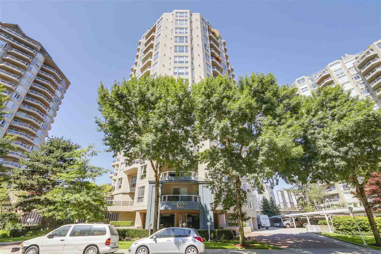 Condo Apartment at 807 1185 QUAYSIDE DRIVE, Unit 807, New Westminster, British Columbia. Image 2