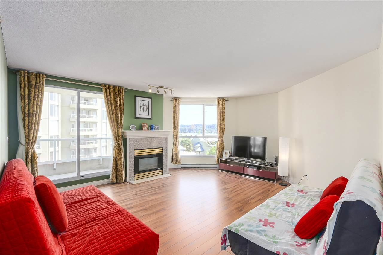 Condo Apartment at 807 1185 QUAYSIDE DRIVE, Unit 807, New Westminster, British Columbia. Image 3