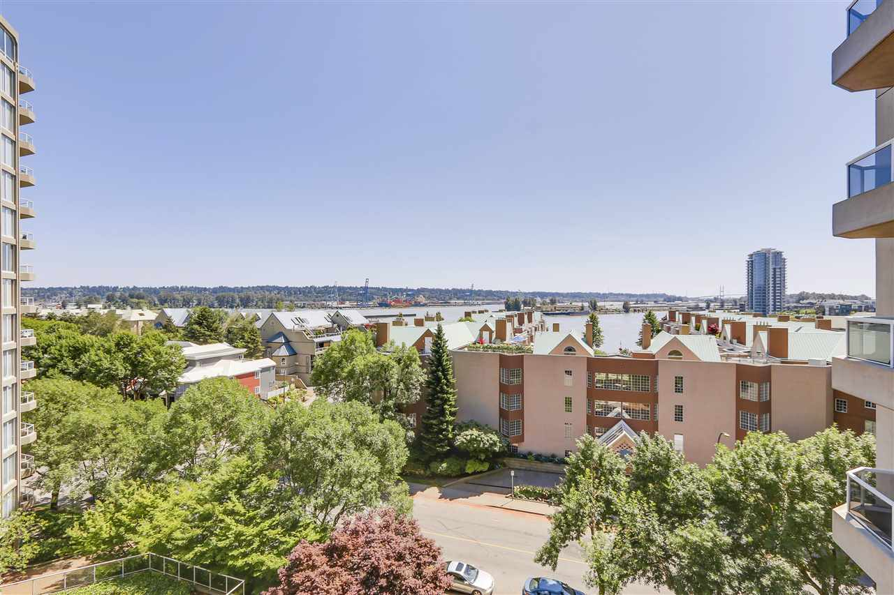 Condo Apartment at 807 1185 QUAYSIDE DRIVE, Unit 807, New Westminster, British Columbia. Image 20