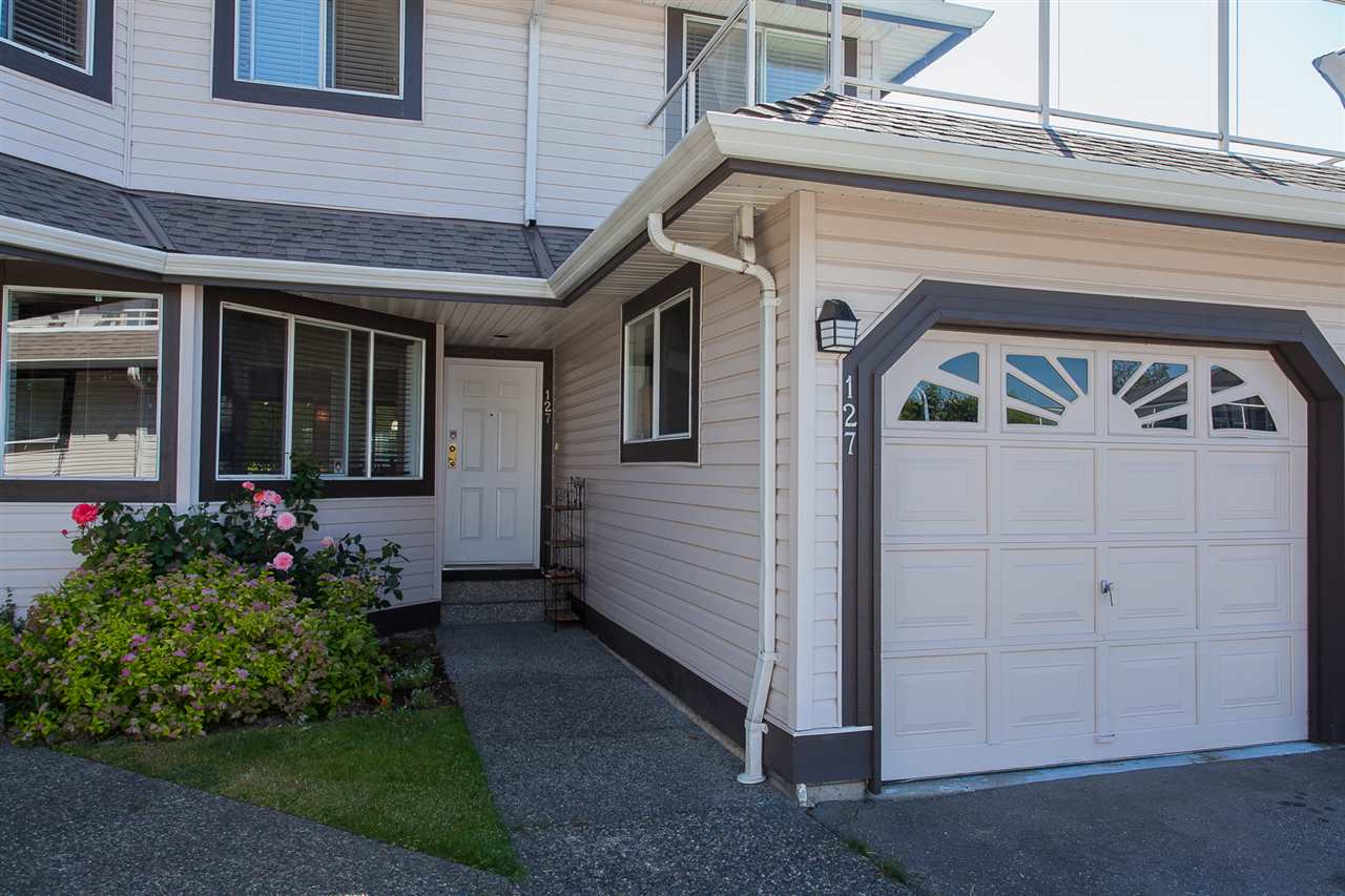 Townhouse at 127 3080 TOWNLINE ROAD, Unit 127, Abbotsford, British Columbia. Image 1