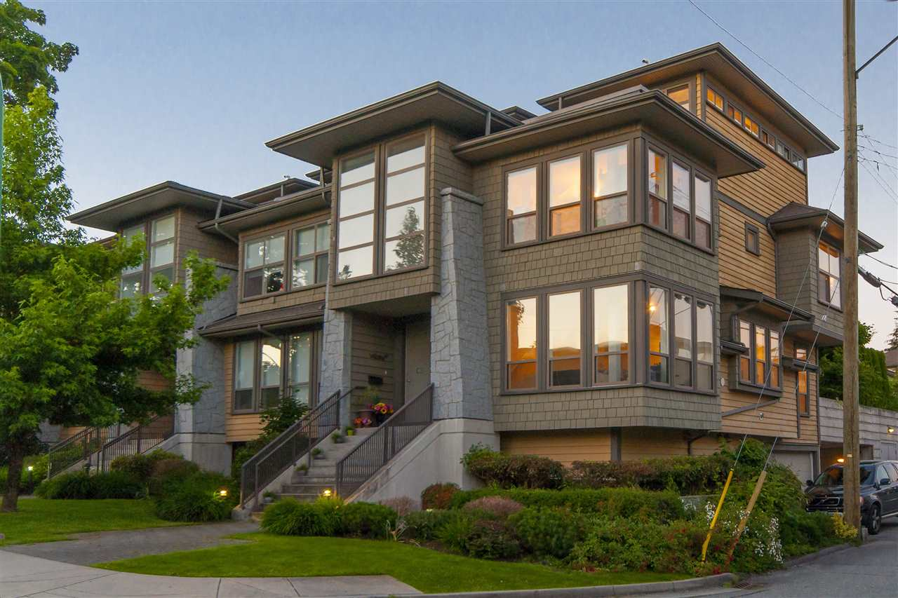 Townhouse at 1650 ST. GEORGES AVENUE, North Vancouver, British Columbia. Image 20