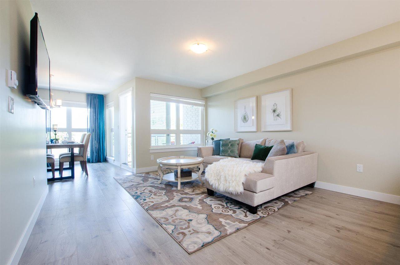 Condo Apartment at 309 4815 55B STREET, Unit 309, Ladner, British Columbia. Image 2