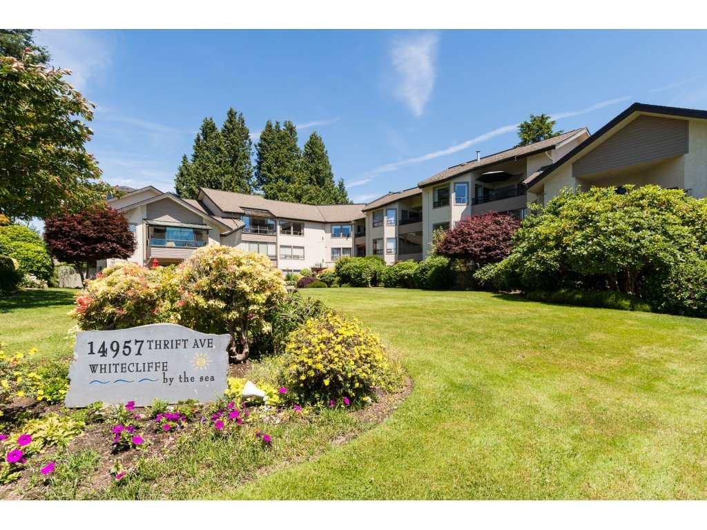 Condo Apartment at 102 14957 THRIFT AVENUE, Unit 102, South Surrey White Rock, British Columbia. Image 18