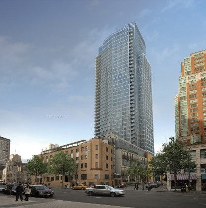 Condo Apartment at 4002 1028 BARCLAY STREET, Unit 4002, Vancouver West, British Columbia. Image 1
