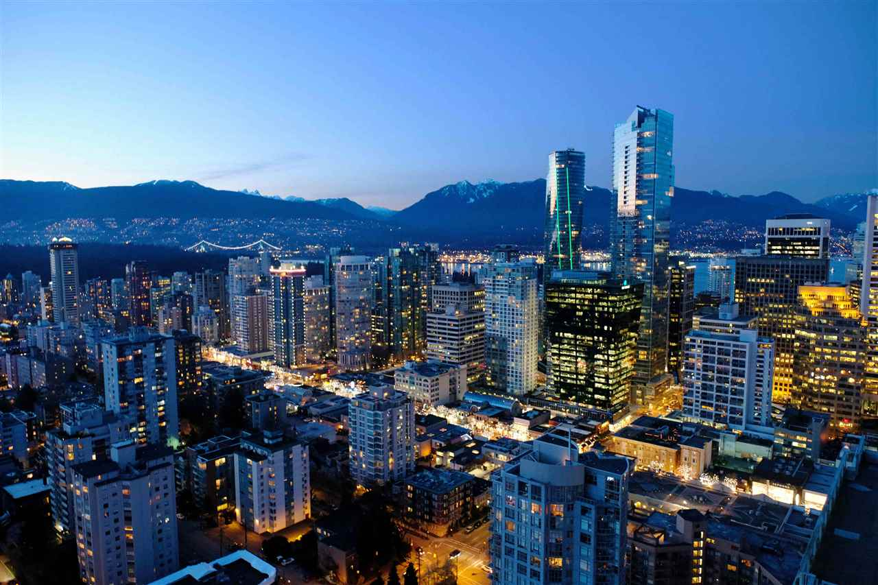 Condo Apartment at 4002 1028 BARCLAY STREET, Unit 4002, Vancouver West, British Columbia. Image 2