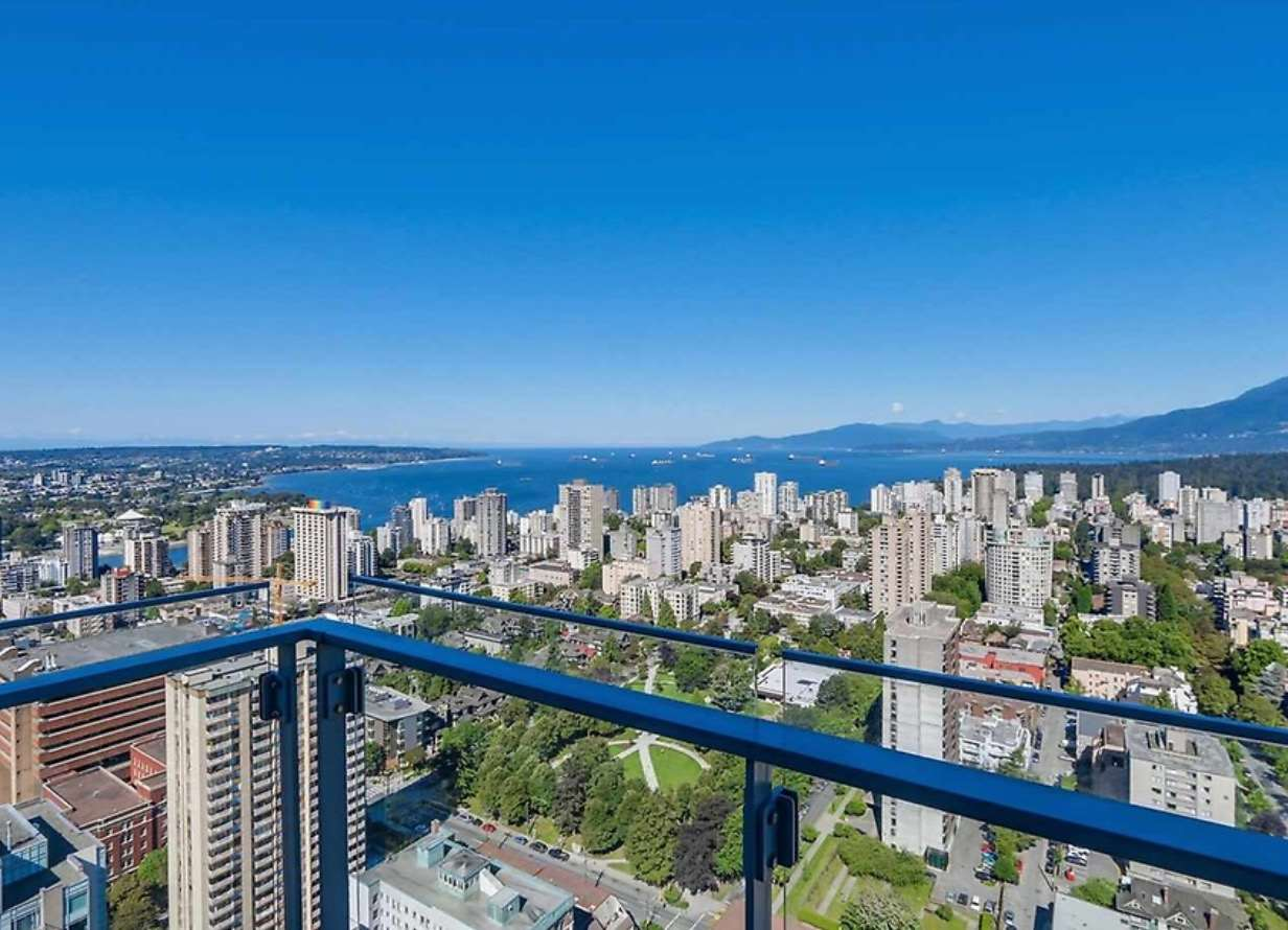 Condo Apartment at 4002 1028 BARCLAY STREET, Unit 4002, Vancouver West, British Columbia. Image 6