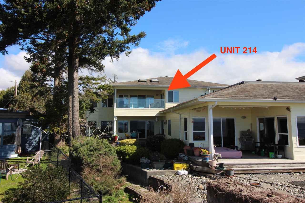 Townhouse at 214 1585 FIELD ROAD, Unit 214, Sunshine Coast, British Columbia. Image 2