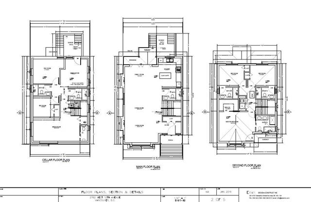 Detached at 2762 W 10TH AVENUE, Vancouver West, British Columbia. Image 4