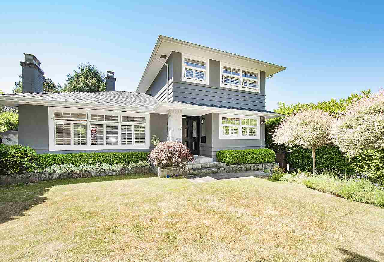 Detached at 1036 KINGS AVENUE, West Vancouver, British Columbia. Image 1