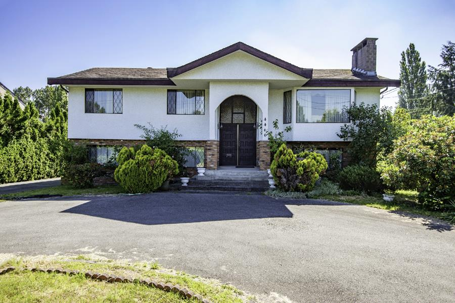 Detached at 4460 THOMPSON ROAD, Richmond, British Columbia. Image 1