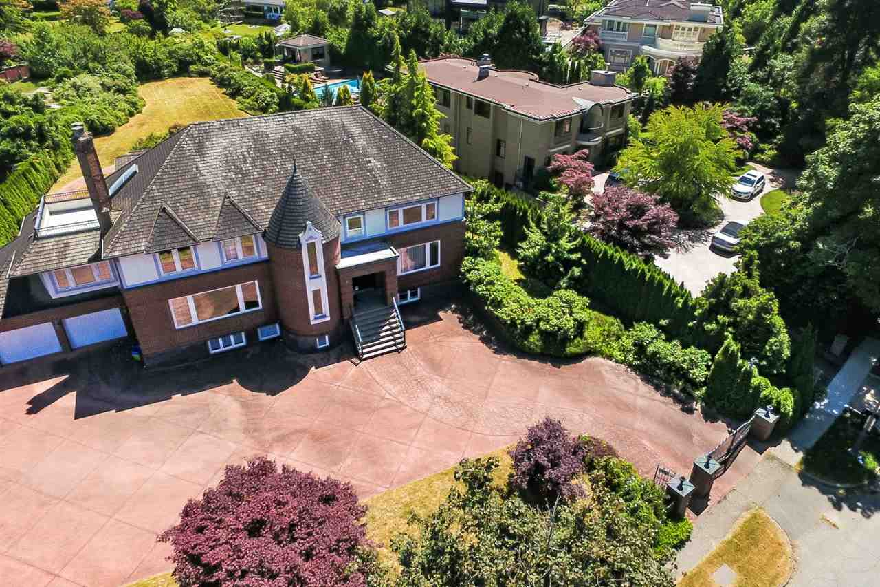 Detached at 1538 WESTERN CRESCENT, Vancouver West, British Columbia. Image 1