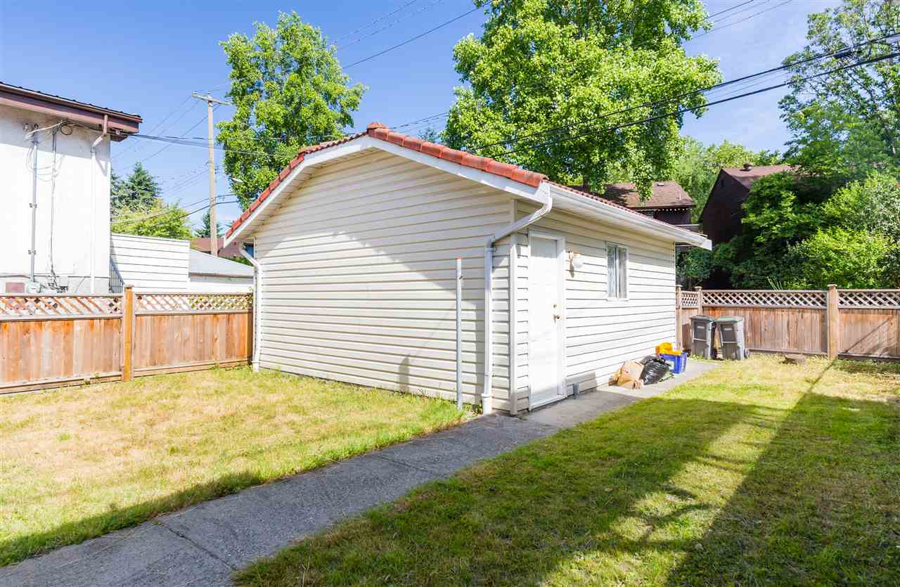 Detached at 3493 NAPIER STREET, Vancouver East, British Columbia. Image 19