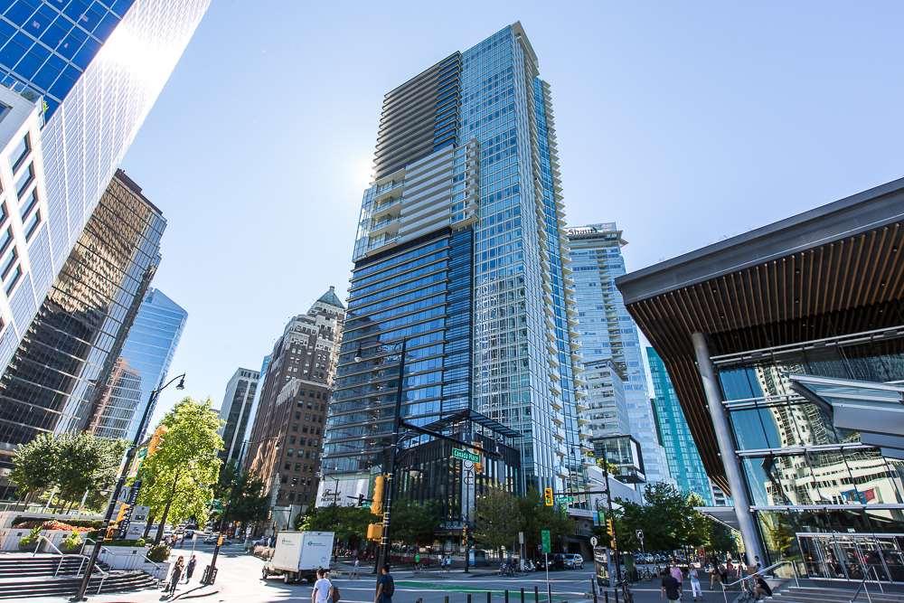 Condo Apartment at 3506 1011 W CORDOVA STREET, Unit 3506, Vancouver West, British Columbia. Image 1