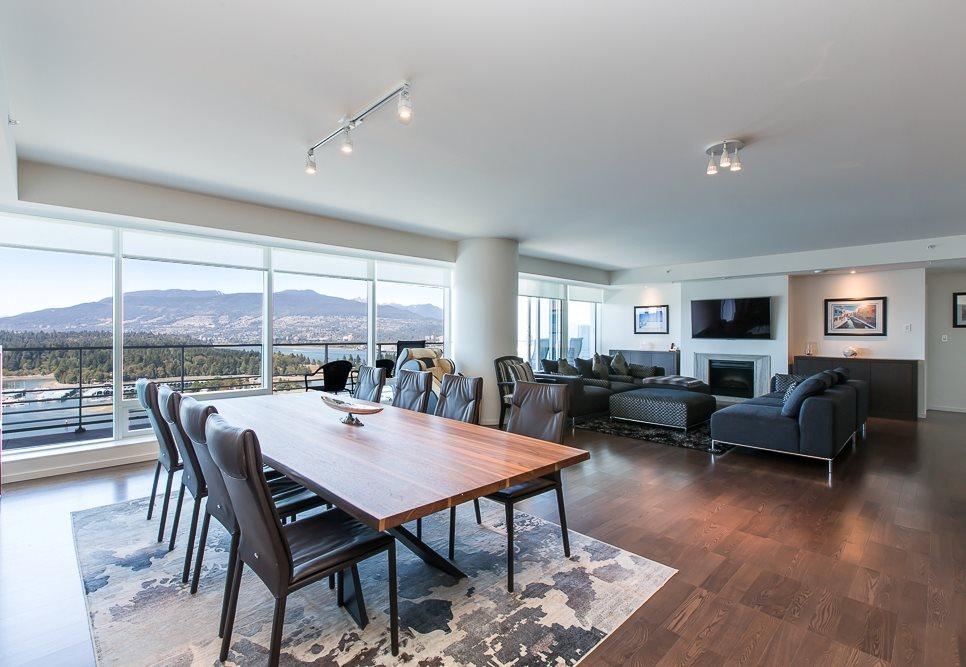 Condo Apartment at 3506 1011 W CORDOVA STREET, Unit 3506, Vancouver West, British Columbia. Image 3