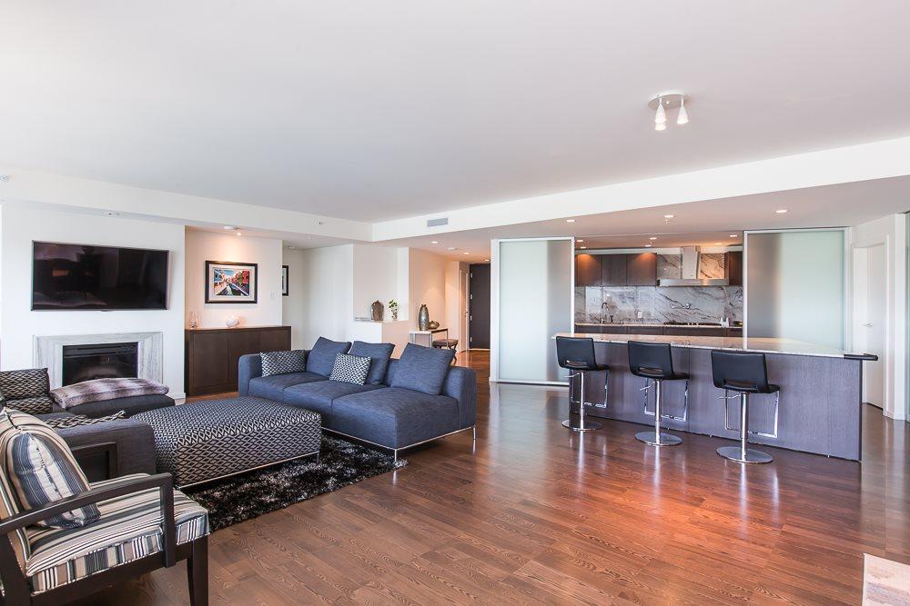 Condo Apartment at 3506 1011 W CORDOVA STREET, Unit 3506, Vancouver West, British Columbia. Image 4